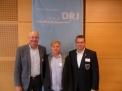 Peter Tholl, Achim Eckmann und Holger Römer.