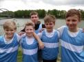 Drei Siege gab es für die Jungen des Jahrganges 2003.