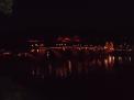 Heidelberg bei Nacht.