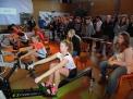 Bei den B-Juniorinnen belegten die Caro-Mädchen die Plätze 1 bis 3, es gewann Alexandra Wenzel, vor Eva Nortmann und Theresa Hülsmann.