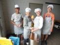 In Höxter wurde Ravioli zubereitet.