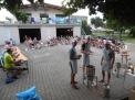 Abendessen in Marktheidenfeld.