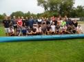 Gruppenfoto in Aschaffenburg.