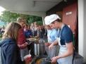 Nudeln mit Sauce bolognese in Rüsselsheim.
