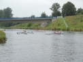 17 Achter nahmen an den Rennen teil.