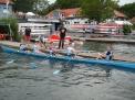 Die 12-jährigen Jungen belegten im spannendsten Rennen des Tages mit weniger als 1,5 Sekunden Rückstand hinter dem Sieger aus Hannover Platz 4.