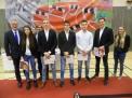 """Gold gab es für den Bundessieg  bei """"JtfO"""" für den ersten WKII-Jungenvierer."""