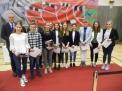 Silber gab es für den Mädchenachter für den 3. Platz beim Achtercup in Berlin.