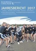 """Die Titelseite zeigt den erfolgreichen """"Mädchen-Caro8er 2017""""."""