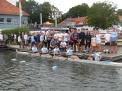 Landessieger bei den WKIII-Jungen im Doppelvierer.
