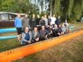 Die Teilnehmer in Rinteln.