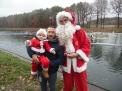 Der Nikolaus hatte Nachwuchs mitgebracht.