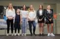 Landessiegerinnen im Gig-Doppelvierer.