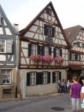 Das Geburtshaus Friedrich Schillers.