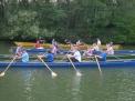 Uwe Lewandowski lichtete für die NOZ die Bootsansammlung ab.