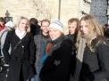 Barbara Lenzen, Carsten Richter, Tanja Spratte (geb. Graves), Christoph Spratte und Nina Heuer.