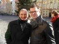 Stefan Lier (Krefeld) und Jan Ackermann (München).